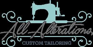 All Alterations Custom Tailoring Seamstress Summerville