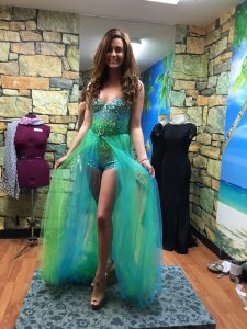 Pageant Dress Alterations Custom Tailor Summerville SC
