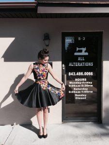 Prom Dress Tailor Alterations Summerville