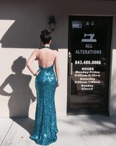 Prom Dress Alterations Summerville South Carolina