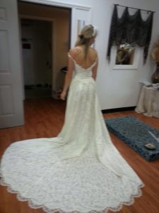 Wedding Gown Alterations Summerville SC