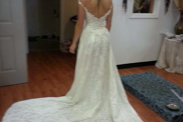 Wedding Gown Alterations Summerville SC