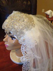 Wedding Veil Alterations in Summerville SC